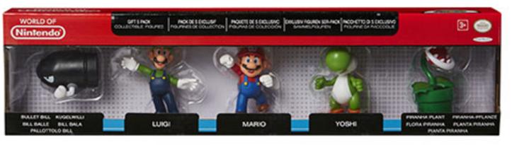 World of Nintendo European 5-Pack 1