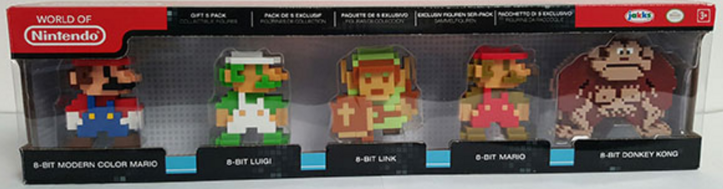 World of Nintendo European 5-Pack 2