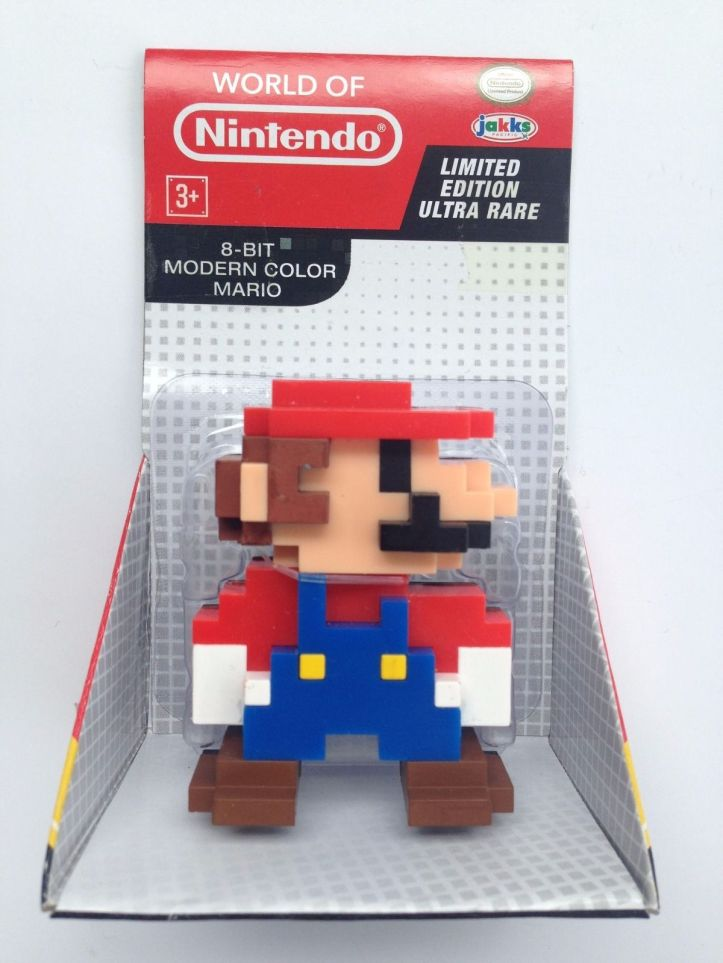 World of Nintendo Modern Mario