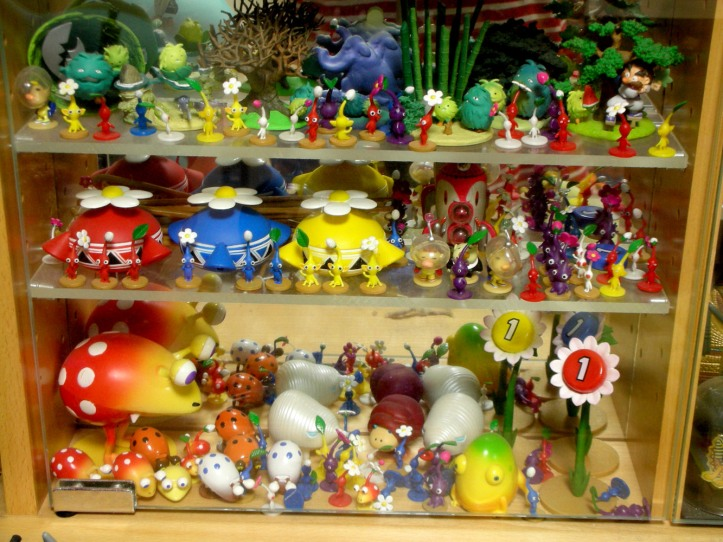 Agatsuma Pikmin Collection