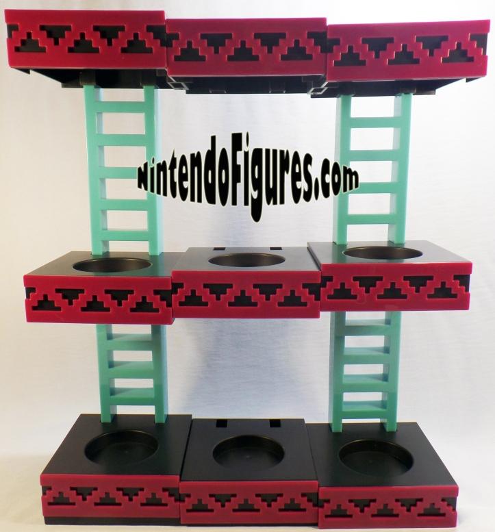 PDP-Donkey-Kong-Amiibo-Display-Fully-Built