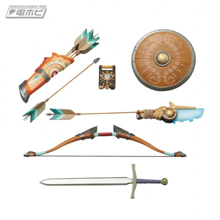 Real Action Heroes Link Accessories