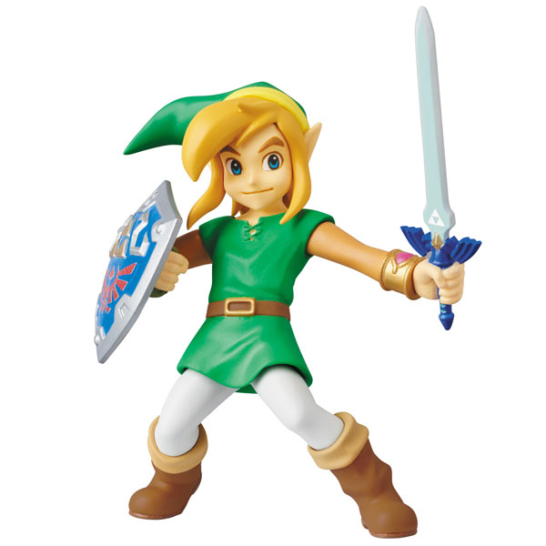 A Link Between Worlds Link Ultra Detail Figure