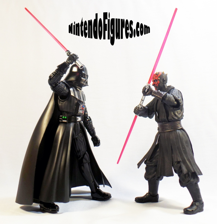Darth-Vader-SH-Figuarts-Bandai-Darth-Maul-Fight