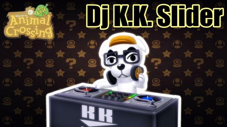 DJ KK Slider