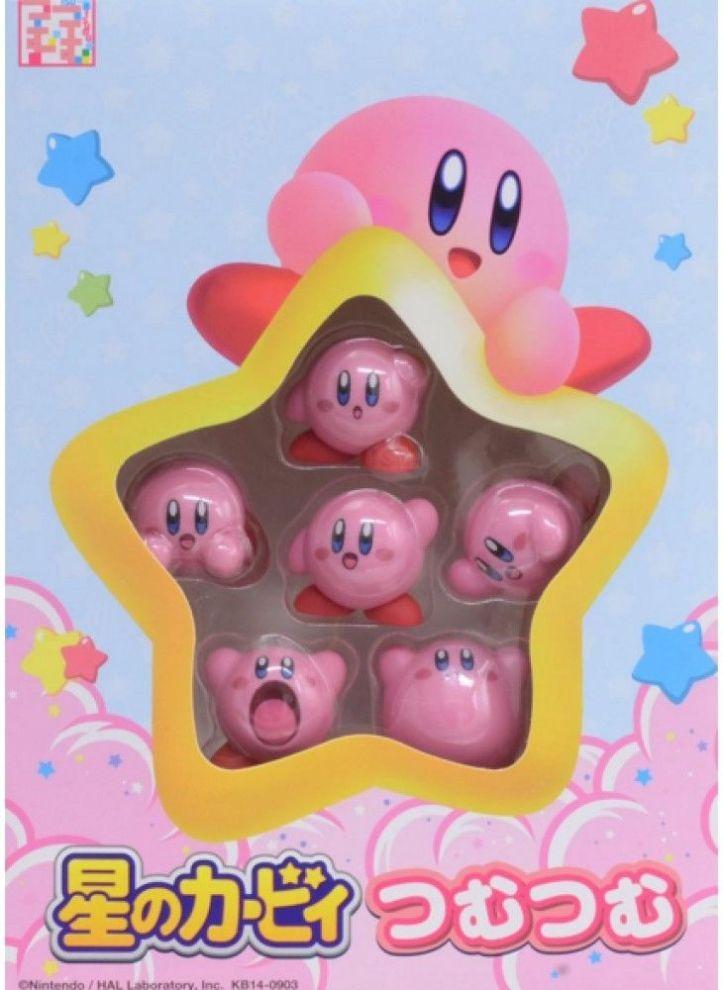 Ensky Tsumu Tsumu Kirby Figures
