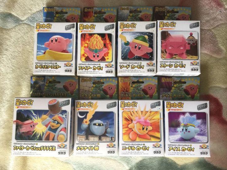 Kirby Magnet Model