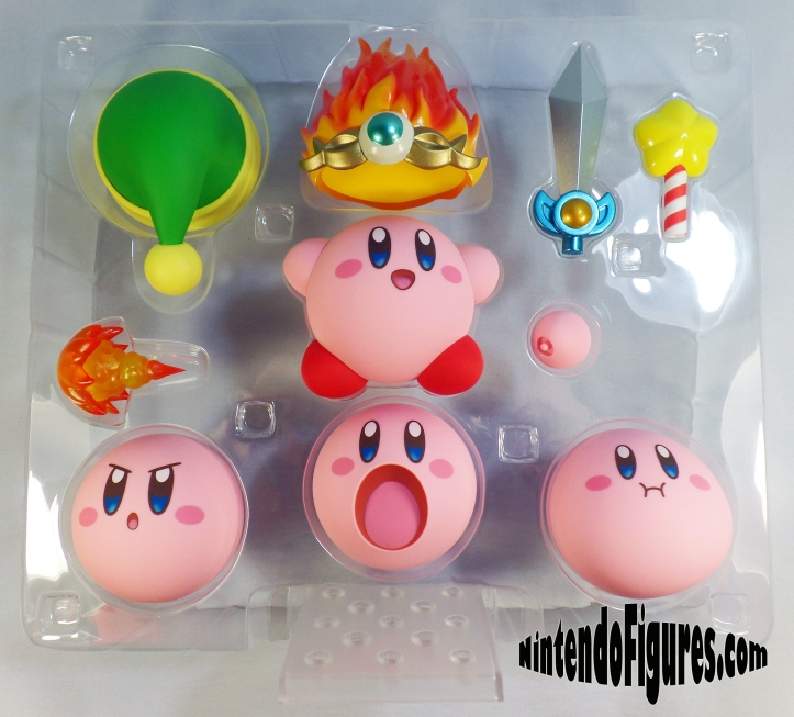 Kirby-Nendoroid-Accessories