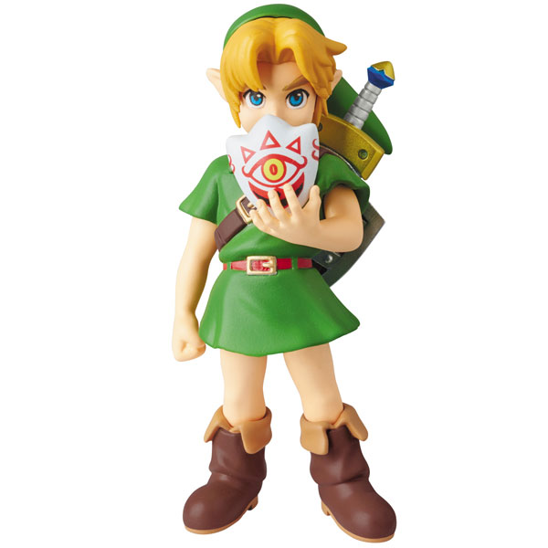 Majora's Mask Link Ultra Detail Figure