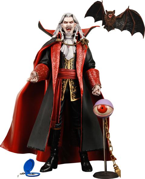Neca Castlevania Dracula Figure