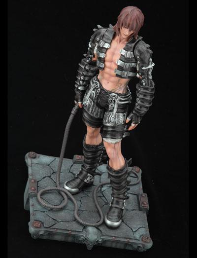 Simon Belmont Castlevania Figure