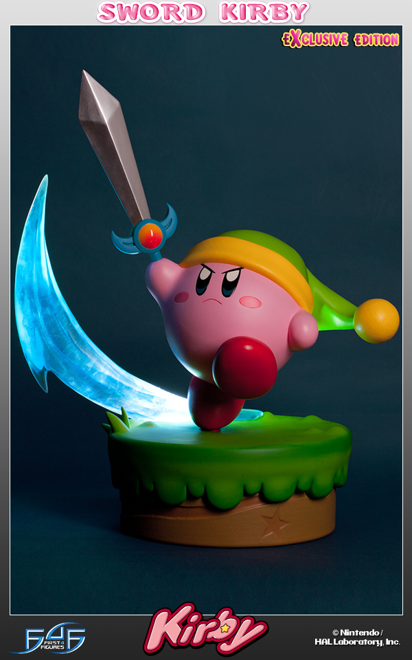 Sword Kirby Statue Exclusive