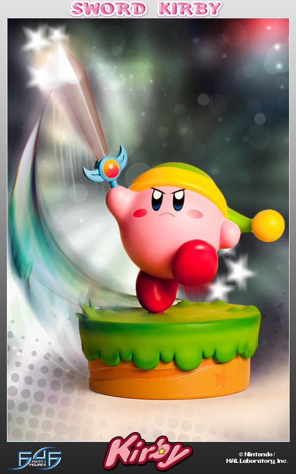Sword Kirby Statue