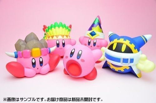 Tomy Takara Kirby Return to Dream Land Gashapon Set