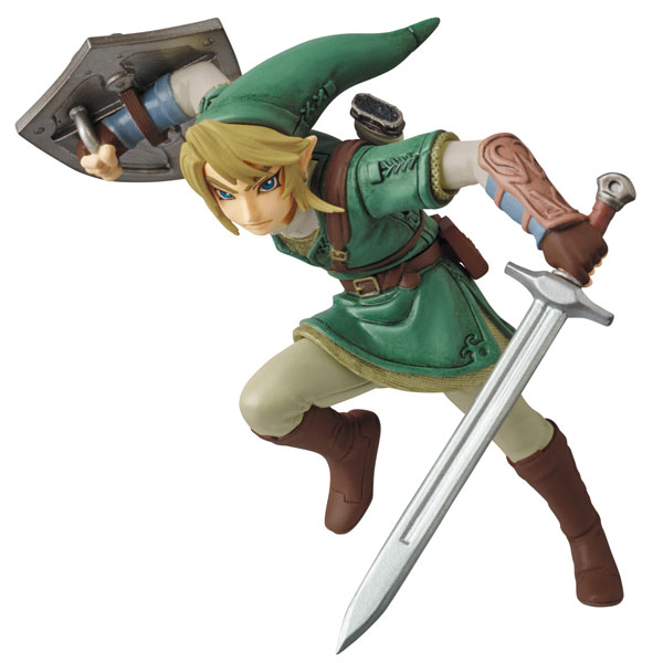 Twilight Princess Link Ultra Detail Figure