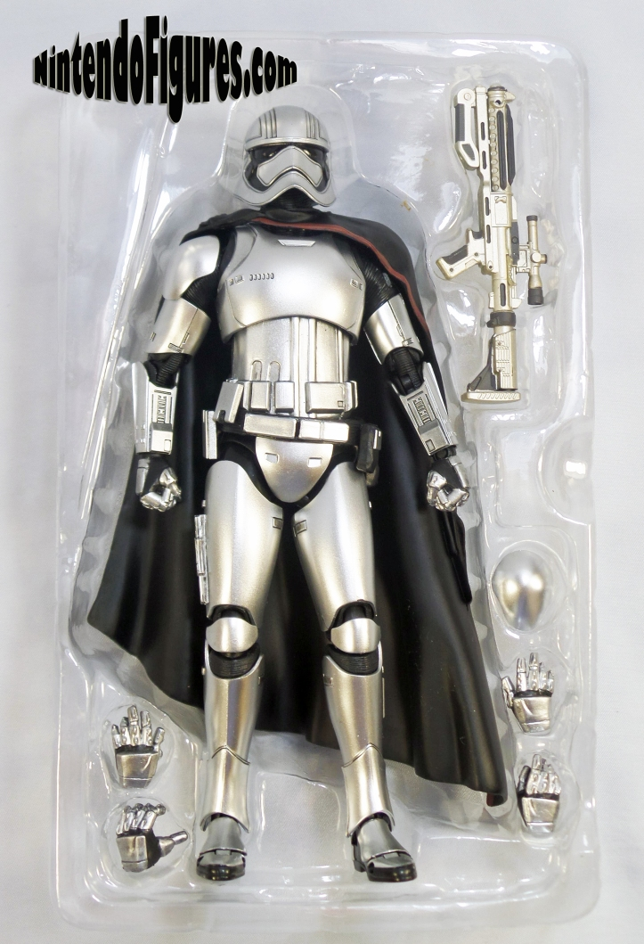 Captain Phasma Bandai S.H. Figuarts Accessories