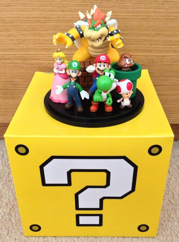 club nintendo super mario statue crop