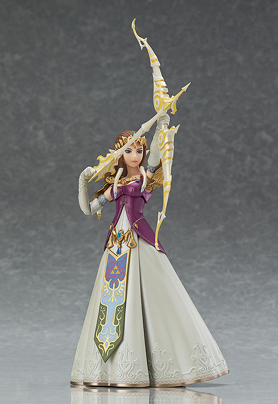 Princess Zelda Figma Twilight Princess Good Smile Company-2