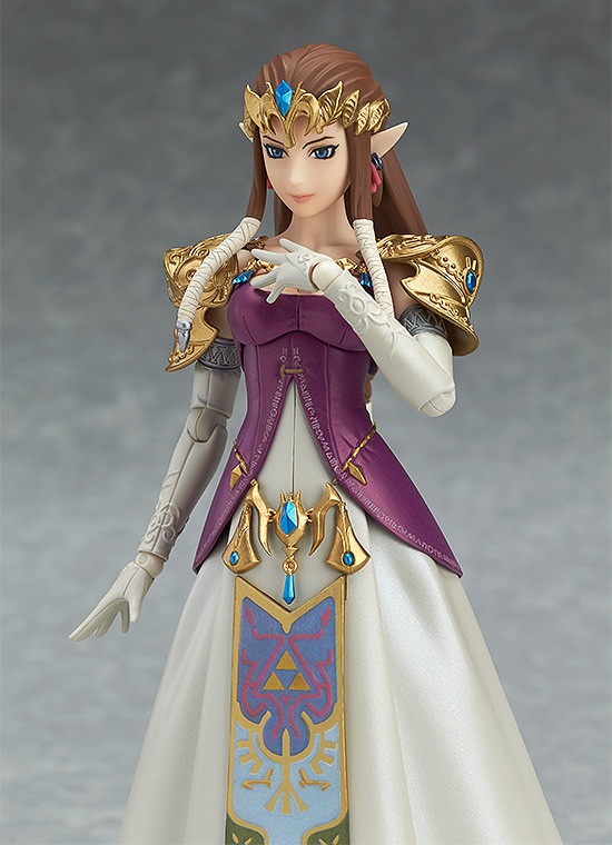 Princess Zelda Figma Twilight Princess Good Smile Company-3