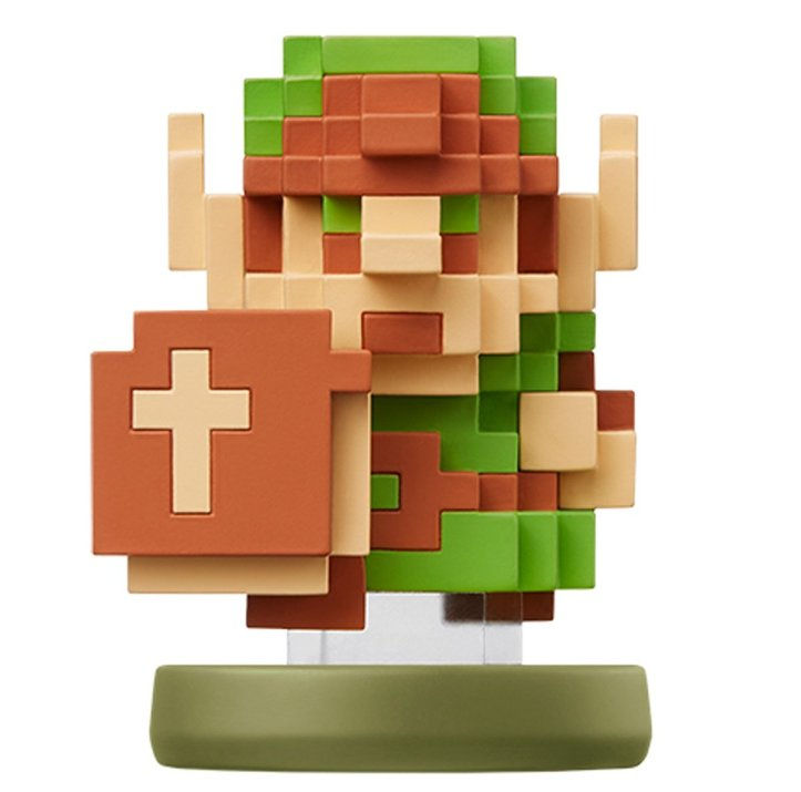 Zelda 30th Anniversary NES Amiibo