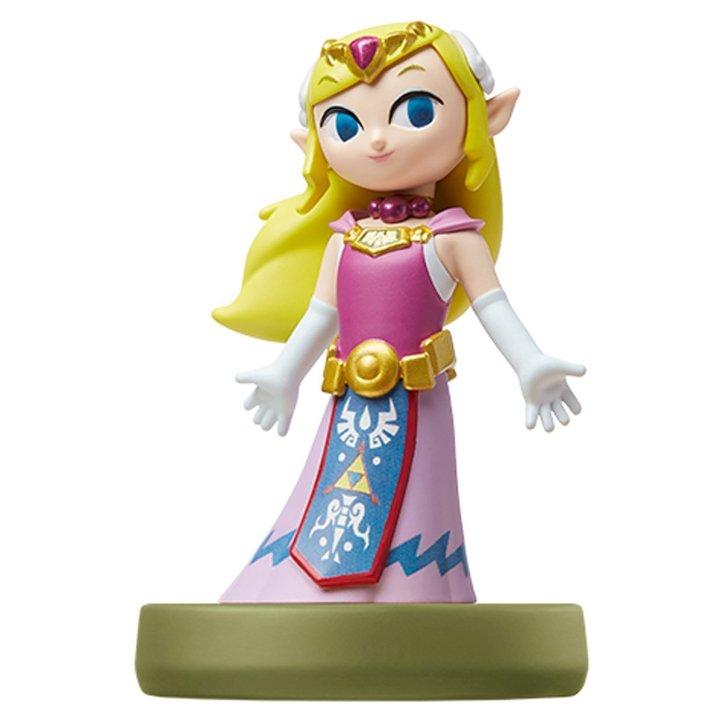 Zelda 30th Anniversary Princess Zelda Wind Waker Amiibo
