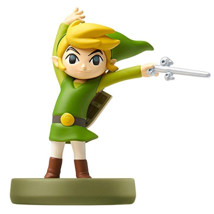 Zelda 30th Anniversary Wind Waker Link Amiibo