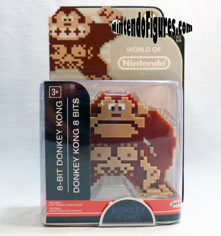 Donkey Kong World of Nintendo box-front