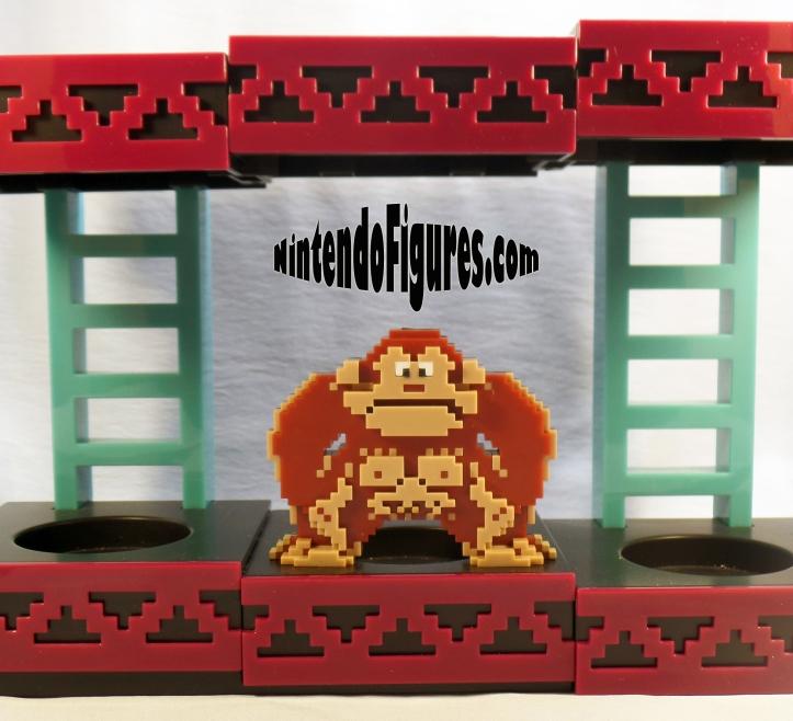Donkey Kong World of Nintendo Amiibo Display