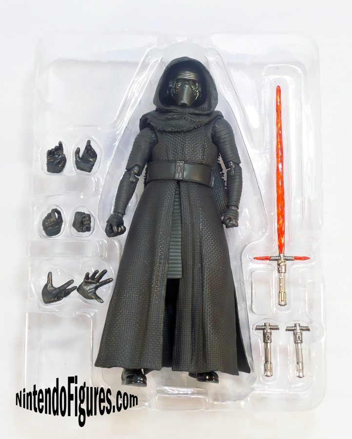 kylo ren bandai accessories