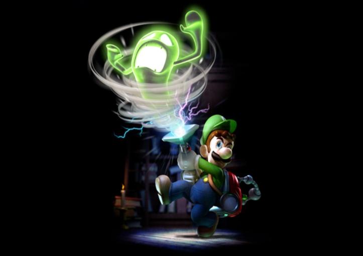 luigi's mansion dark moon ghost