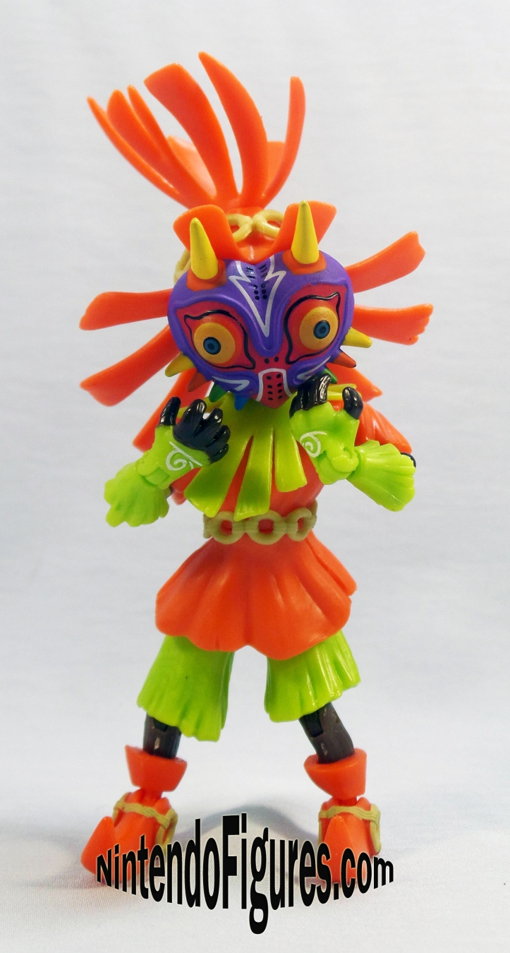 skull kid world of nintendo pose-1