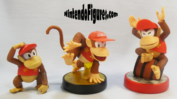 diddy kong super mario smash brothers amiibo world of nintendo