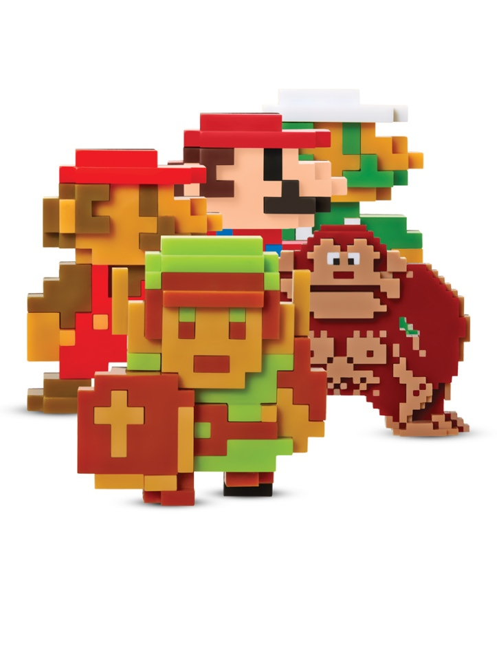 world of nintendo 8-bit set