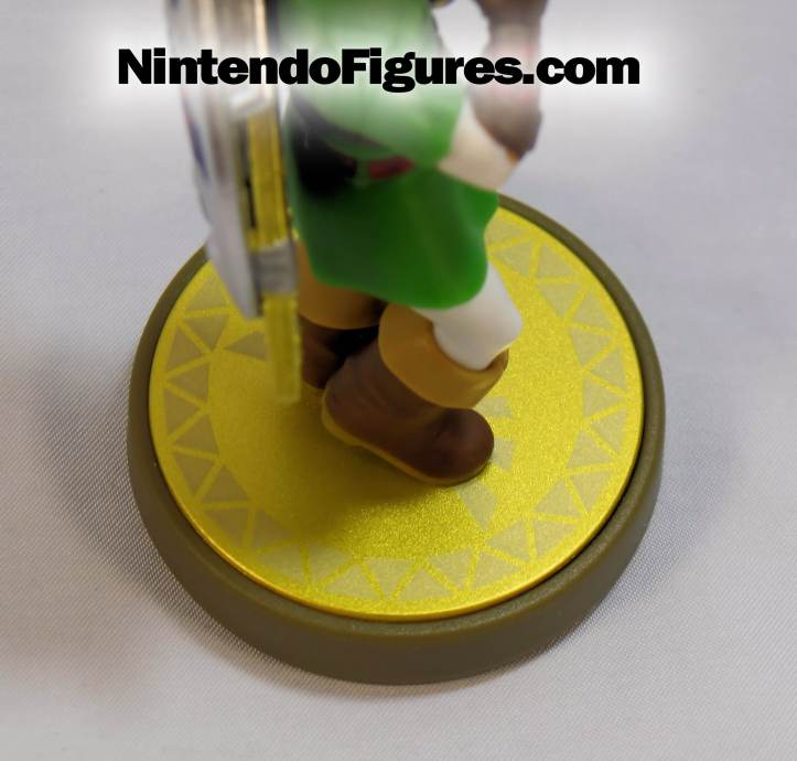 link ocarina of time amiibo base