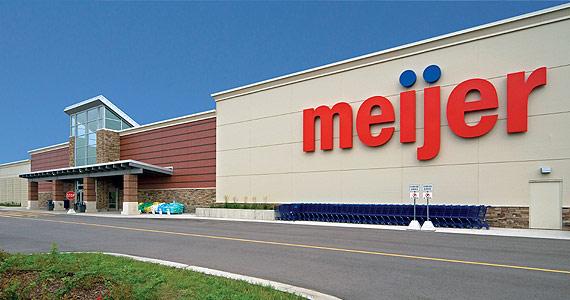 Meijer Store Front