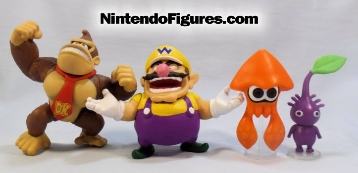 world of nintendo orange squid size comparison