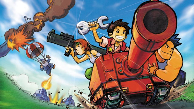 advance wars wallpaper