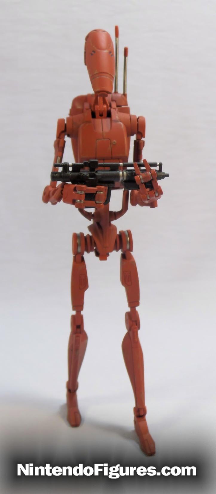 bandai s h figuarts battle droid pose 1