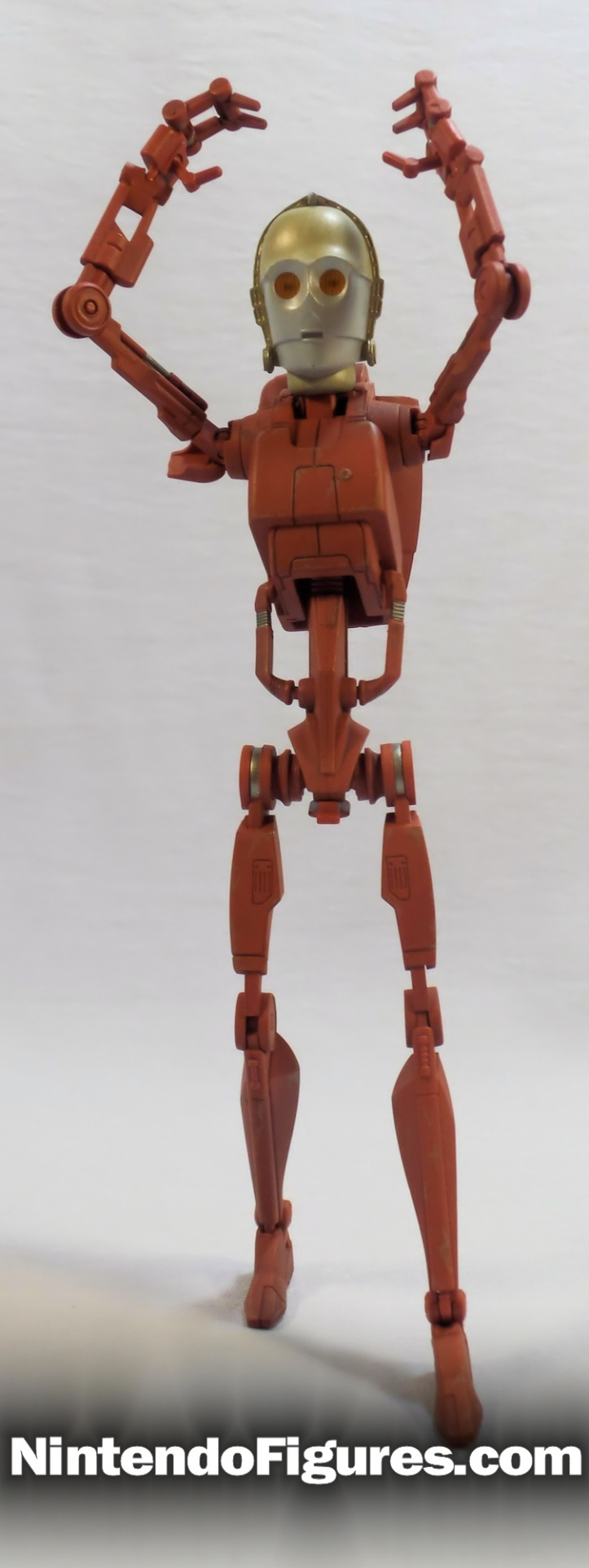 bandai s h figuarts battle droid pose 2