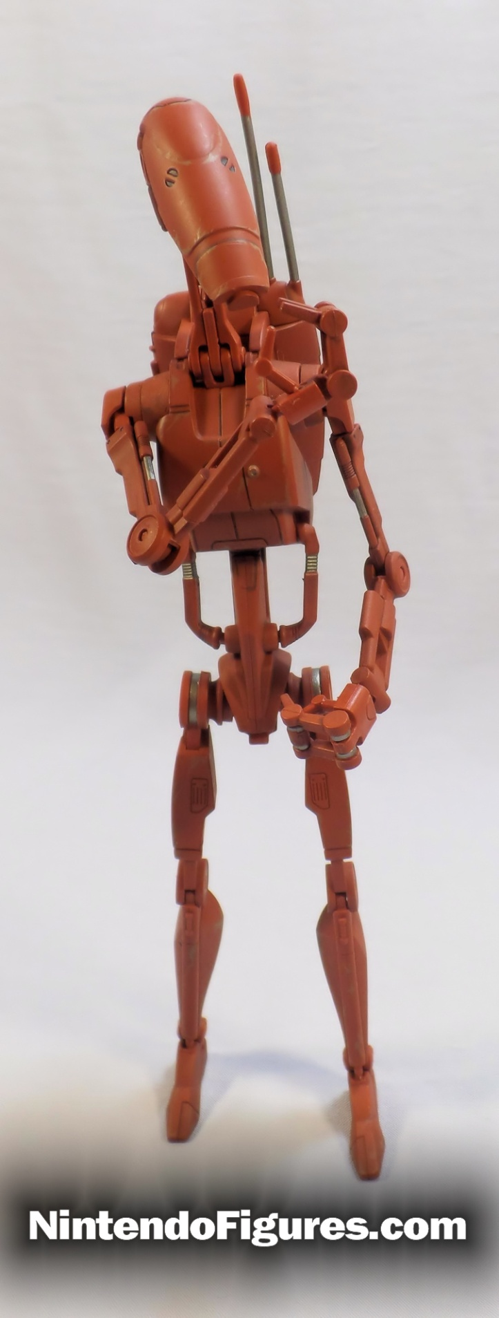 bandai s h figuarts battle droid pose 3