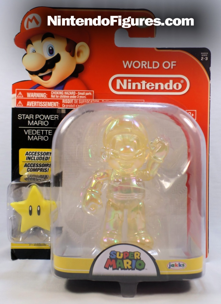 star power mario world of nintendo