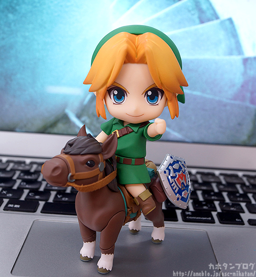 zelda breath of the wild Nendoroid 3