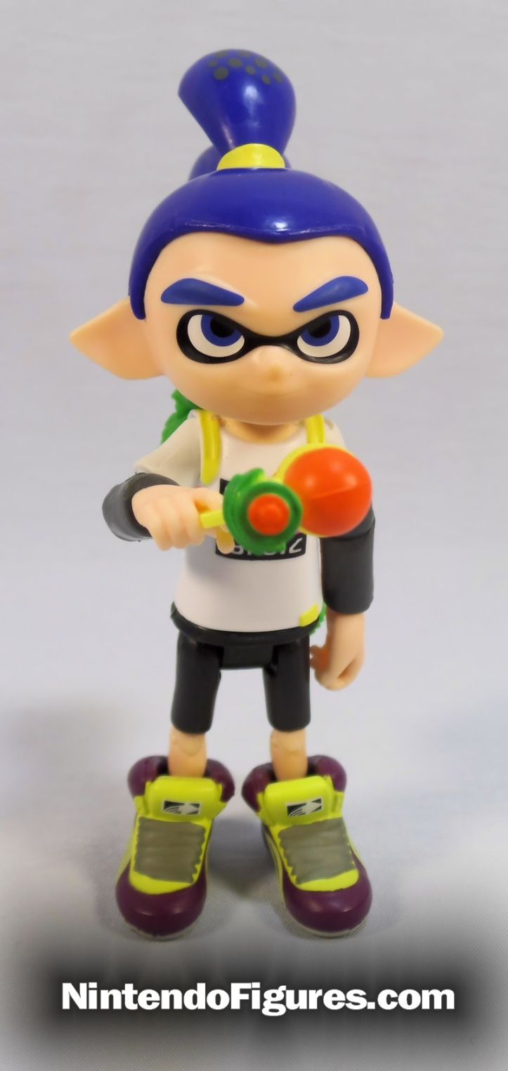 inkling boy splatoon world of nintendo gun pose 1