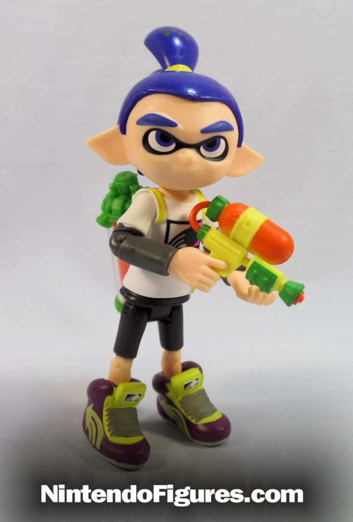 inkling boy splatoon world of nintendo gun pose 2