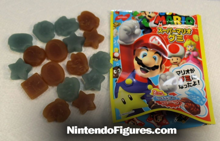 nobel mario gummies open