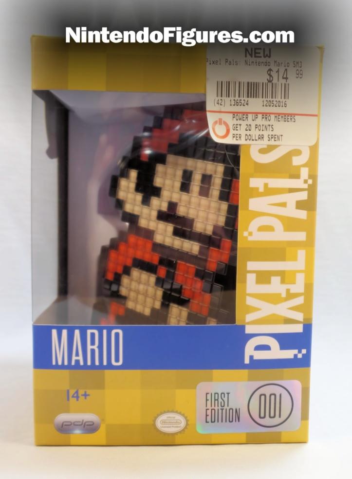 super mario 3 pixel pals box front