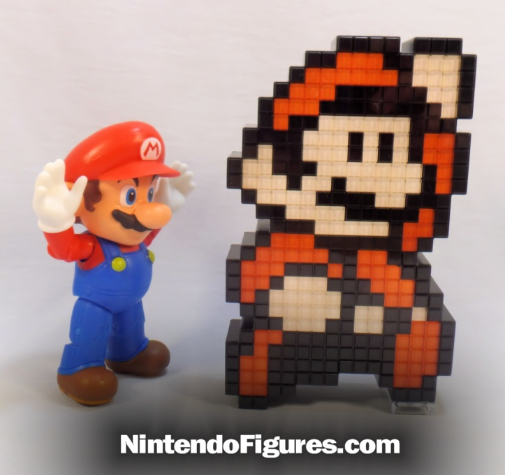 super mario 3 pixel pals size comparison