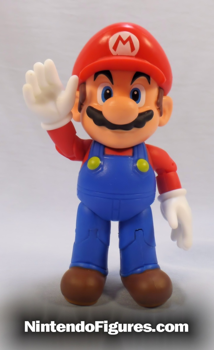 world of nintendo waving mario pose 1