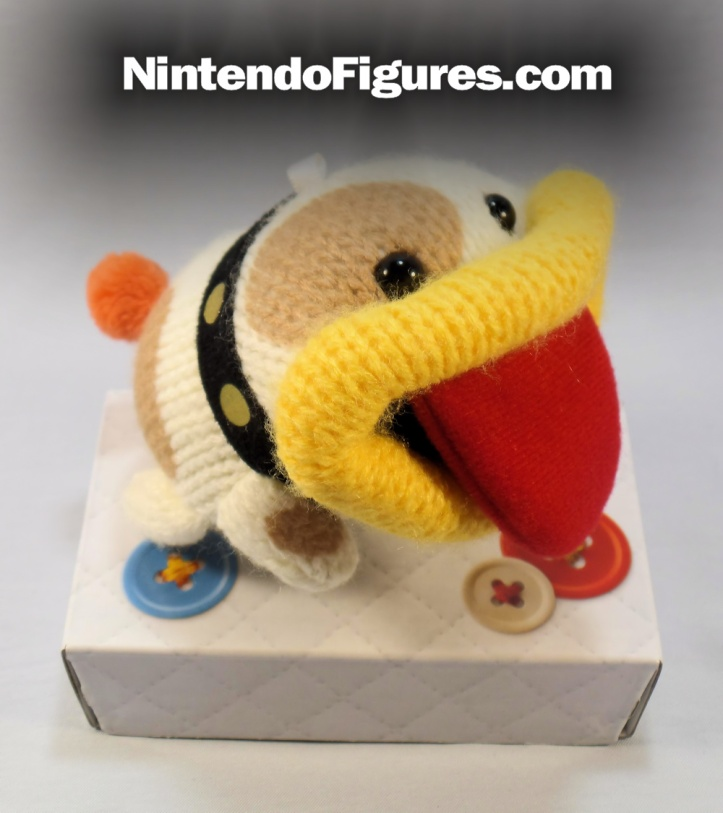 yarn poochy amiibo stand