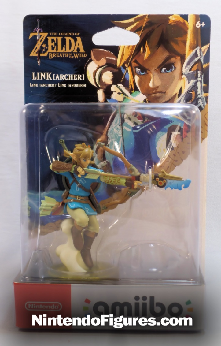 link breath of the wild amiibo box